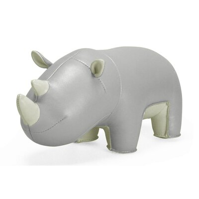 Zuny Hino the Rhino Book End