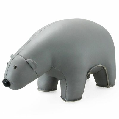 Zuny Classic Polar Bear Bookend