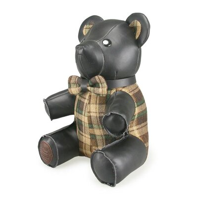 Zuny Classic Flower Bear Book End
