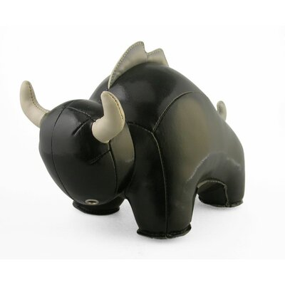 Zuny Buloo the Bull Book End