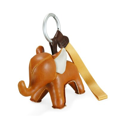 Zuny Abby the Elephant Key Ring