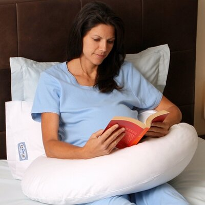 Snoozer Body Pillow Snoozer® Goose Down Filler Upper Body Pillow with Pillowcase