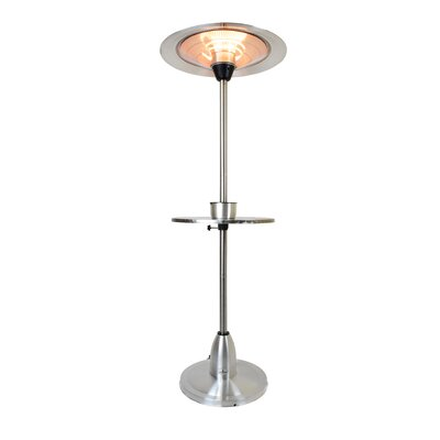Lava Heat Italia Pub Table Delux with Heater