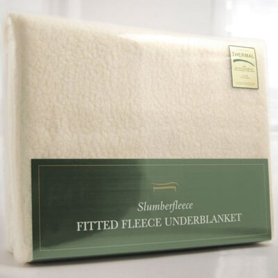 Slumberfleece Simulated Sheepskin Fleece Underblanket