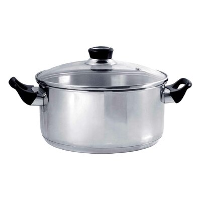 Gourmet Chef Saute Pot with Lid