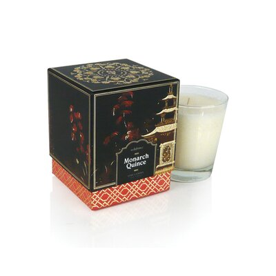 Seda France Jardin Monarch Quince Boxed Candle