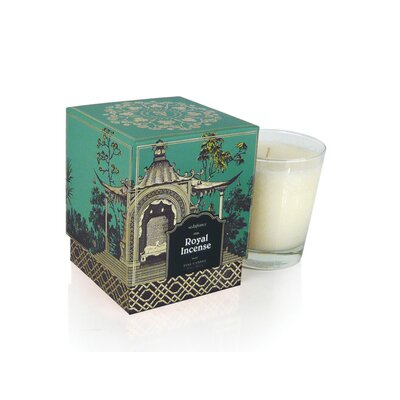 Jardin Royal Incense Boxed Candle
