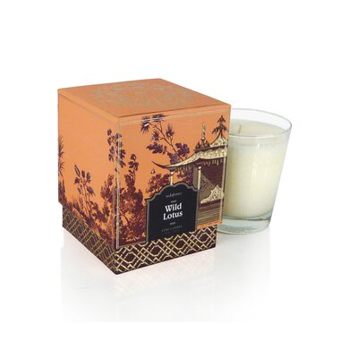 Seda France Jardin Wild Lotus Boxed Candle