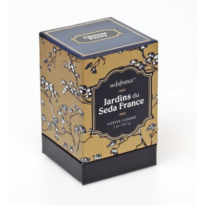 Seda France Jardin Chinese Peony Votive Candle