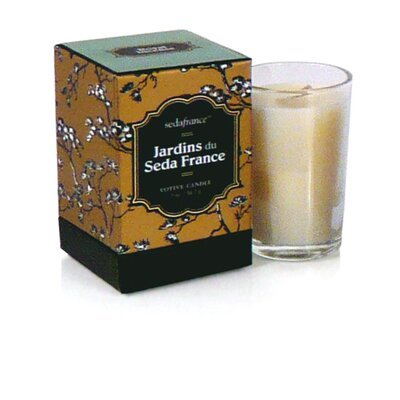 Seda France Jardin Royal Incense Votive Candle