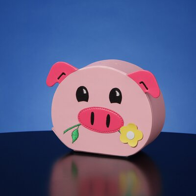 San Francisco Music Box Jing-A-Ling Piggy Bank