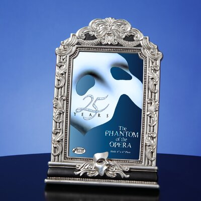 San Francisco Music Box Phantom 25 Years Musical Frame-Limited Edition