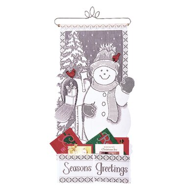 Heritage Lace Seasons Greetings Wall Decor
