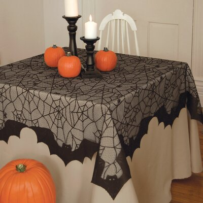 Heritage Lace Bats Table Topper