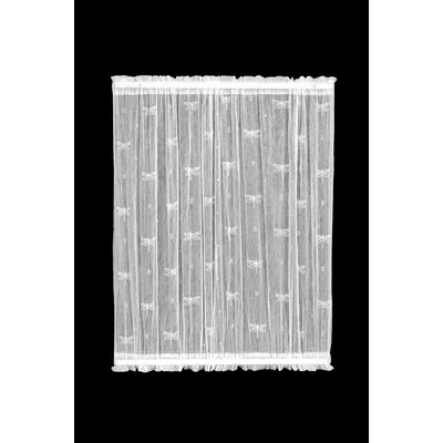 Heritage Lace Dragonfly Rod Pocket Curtain Panel Amp Reviews