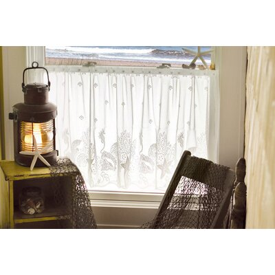 Heritage Lace Seacape Tier Curtain