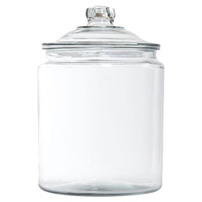 Two's Company Caravan Display Jar with Lid