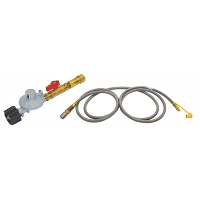American Fireglass Propane Installation Kit