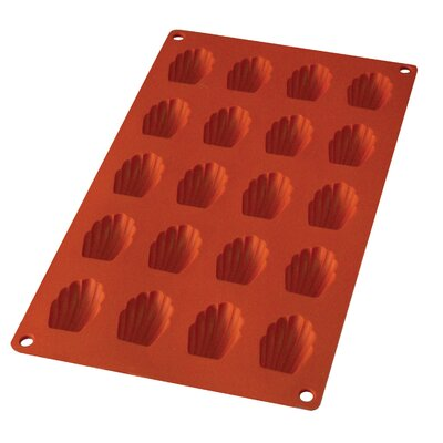 Lekue 20 Cavity Mini Madeleines Mold