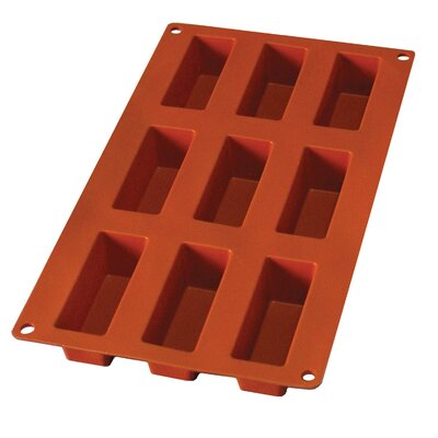 Lekue 9 Cavity Financier Mold
