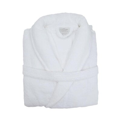 Turkish Towel Company Terry Robe Shawl Collar