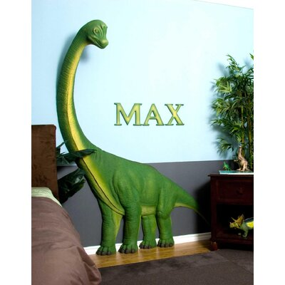 Brachiosaurus 3D Wall Art Decor