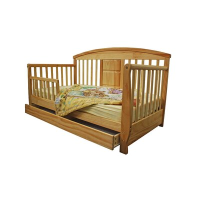 Dream On Me Deluxe Toddler Day Bed with Storage Drawer