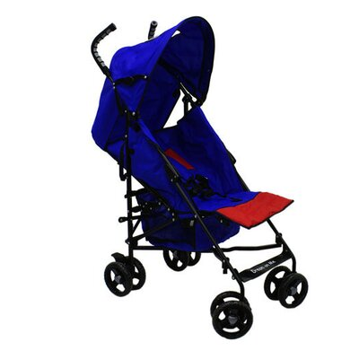 Cruz Lightweight Aluminum Stroller with Canopy
