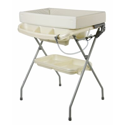 Dream On Me 2 in 1 Baby Bather and Changing Station Combo