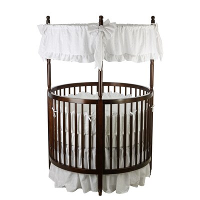 Dream On Me Sophia Posh Circular Crib