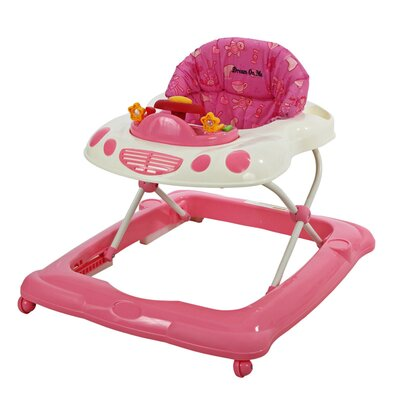 Dream On Me Melody Musical Baby Walker