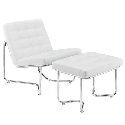 Gibraltar Lounge Chair and Ottoman
