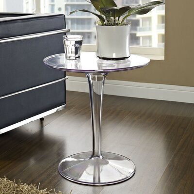 Modway Canvas End Table