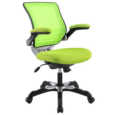 Modway Edge Mid-Back Mesh Office Chair with Arms