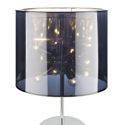 "Modway Arena 21"" H Table Lamp with Drum Shade"