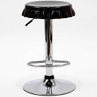 "Modway Soda 24"" Adjustable Swivel Bar Stool"