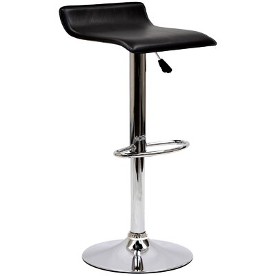 "Modway Gloria 22.5"" Adjustable Swivel Bar Stool"