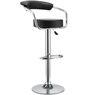 "Modway Diner 24.5"" Adjustable Swivel Bar Stool"