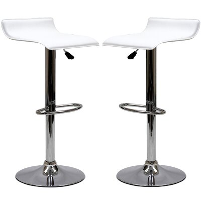 Modway Gloria Bar Stool (Set of 2)