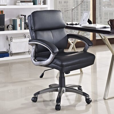 Stellar Mid-Back Executive Office Chair