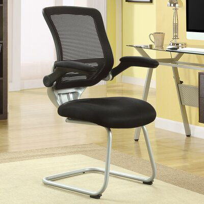 Modway Edge Mid Back Mesh Reception Chair