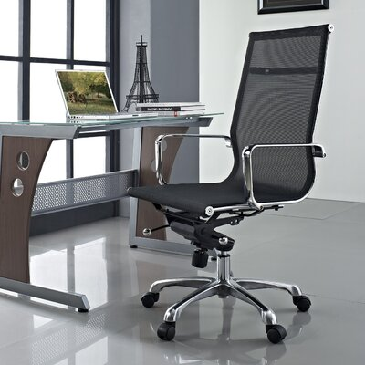 Modway Slider High-Back Mesh Executive Office Chair