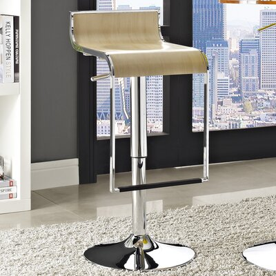 LEM Adjustable Swivel Bar Stool
