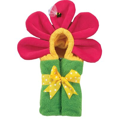 Flower Tubby Towel