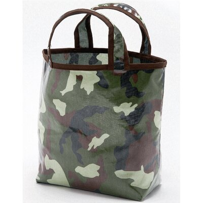 AM PM Kids! Camo Sunday Tote Diaper Bag