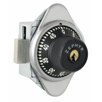 Hallowell Zephyr Built-in Automatic Vertical Dead Bolt lock with Control Key