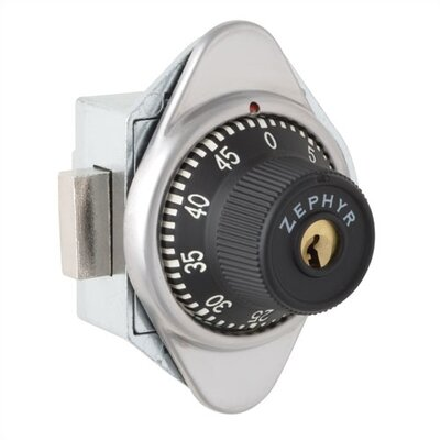 Hallowell Built-In Combination Lock- Automatic Dead Bolt Operation