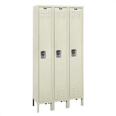 Hallowell ReadyBuilt Assembled Locker