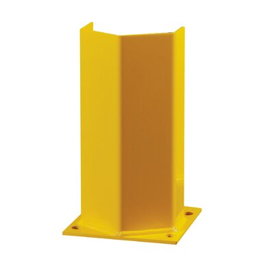 Hallowell Post Protector, Anchoring Plate