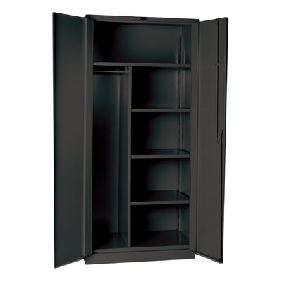 Hallowell DuraTough Galvanite Series Combination Cabinet